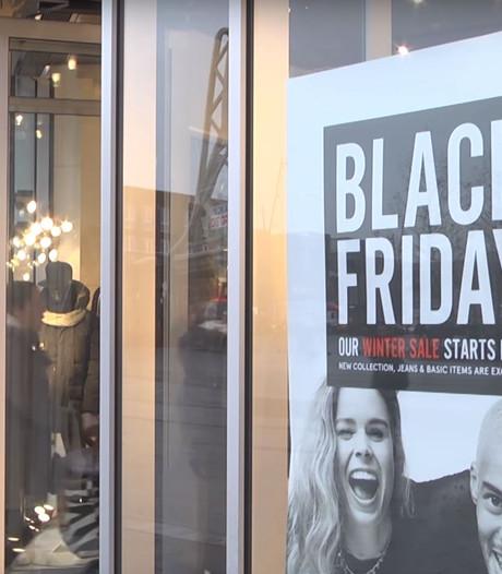 Black Friday leeft in Enschede.. of toch niet?