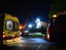 Schoorsteenbrand in woning aan het Vagevuur in Lepelstraat