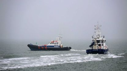 Vermiste vissersboot in Noordzee gelokaliseerd: hulpdiensten vrezen voor leven van opvarenden