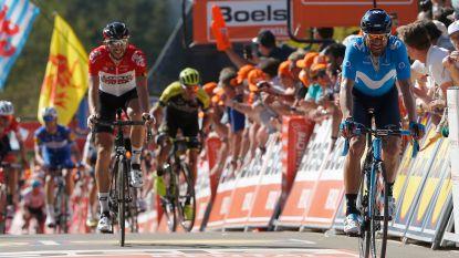 Valverde reed Muur van Hoei sneller (!) op dan vorig jaar (maar in 2014 vestigde hij absoluut record)