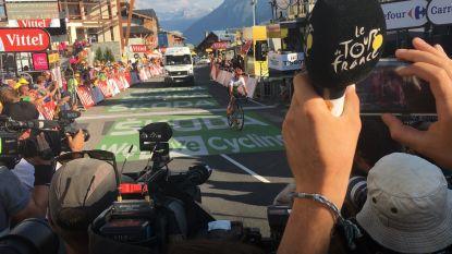 Horroretappe eist zijn tol: Cavendish en Kittel finishen buiten tijd en moeten naar huis