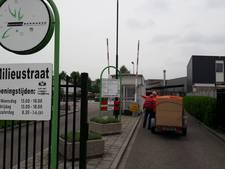 Kringloop komt op milieustraat Dinther