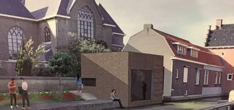 Ruim 800 handtekeningen tegen bouw van 'platte doos' bij Raadhuis