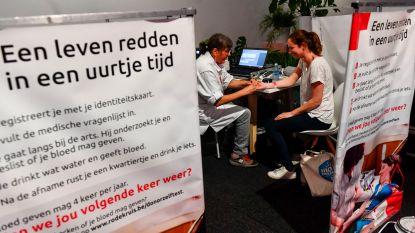 Donderdag of dinsdag bloed geven in Ter Linde