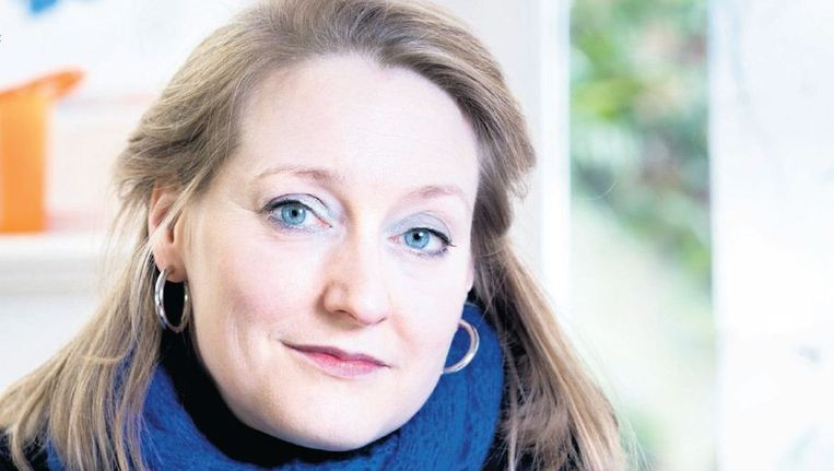 Predikante Charlotte van der Leest Beeld Inge van Mill