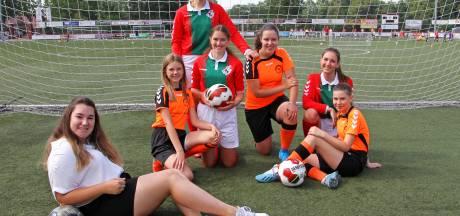 Op naar een serieus damesvoetbalteam: 'Maakt niet uit met welke naam: FC Haaksbergen, of zo'