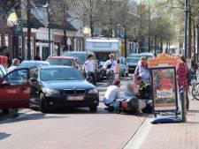 Snorfietser gewond bij ongeluk Souburg