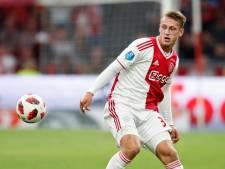 Sierhuis verlengt contract bij Ajax