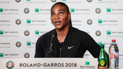 Serena Williams geraakt volgens haar coach fit voor Wimbledon