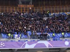 """""""150 supporters n'ont même pas vu le match"""": Genk fustige l'organisation napolitaine"""