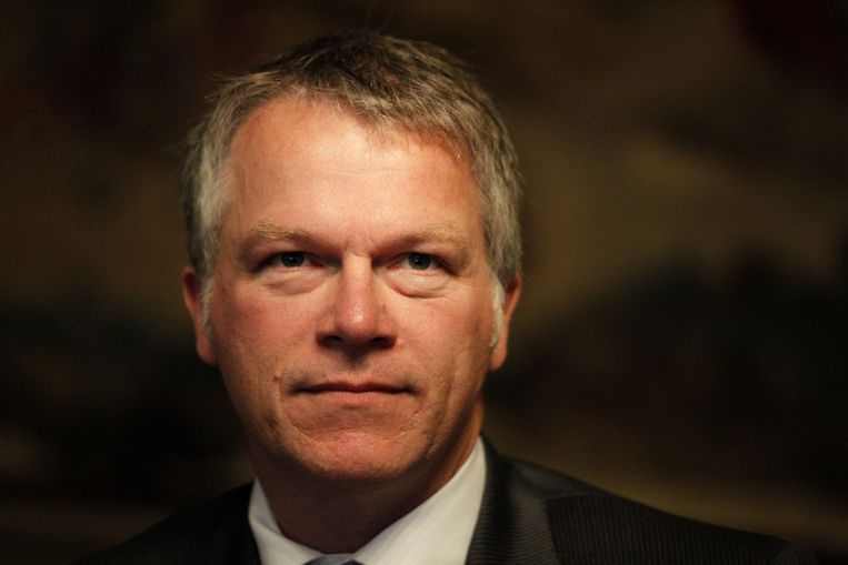 Wouter Bos, voorzitter van de raad van bestuur VUmc. Beeld null