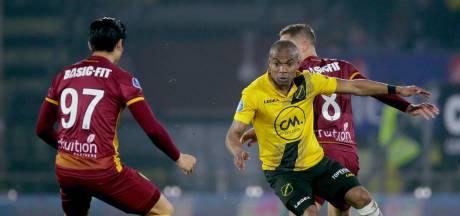 Rosheuvel disciplinair geschorst door NAC, aanvaller ontbreekt tegen FC Groningen