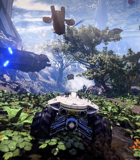 Nieuwe start is valse start voor Mass Effect: Andromeda