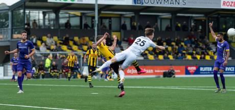 DVS'33 verliest weer punten, maar trainer Wesselink kijkt verder dan het resultaat