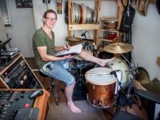 Hoe is het nu met... Normaal-drummer Timo Kelder: 'We zijn bezig met een nieuwe cd'