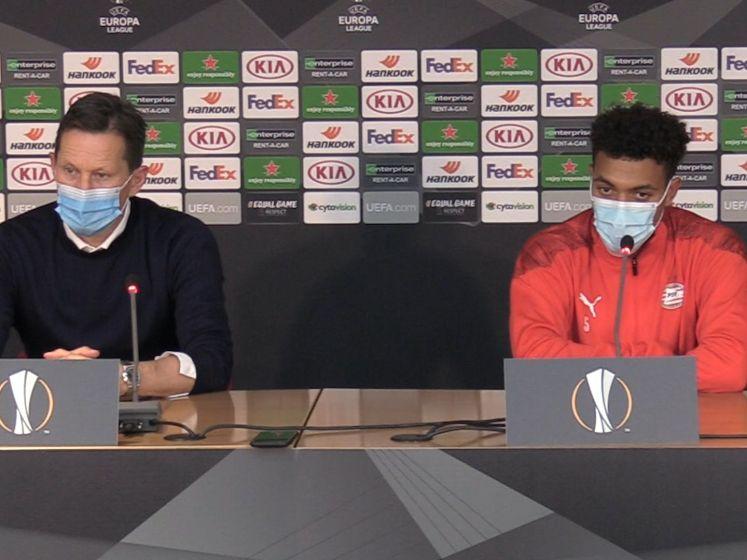 PSV wint in slotminuut op Cyprus: 'We hebben dit verdiend'