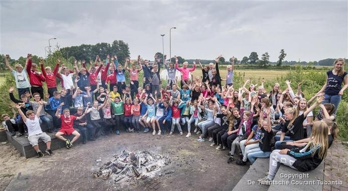 Jong Nederland houdt sport en speldag.