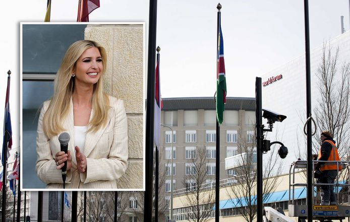 Ivanka Trump komt volgende week naar Nederland voor de Global Entrepreneurship Summit in het Haagse World Forum.