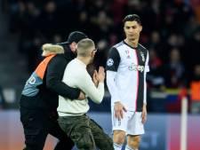 Ronaldo even helemaal klaar met veldbetreders: 'Maar de ergernis is gezakt'