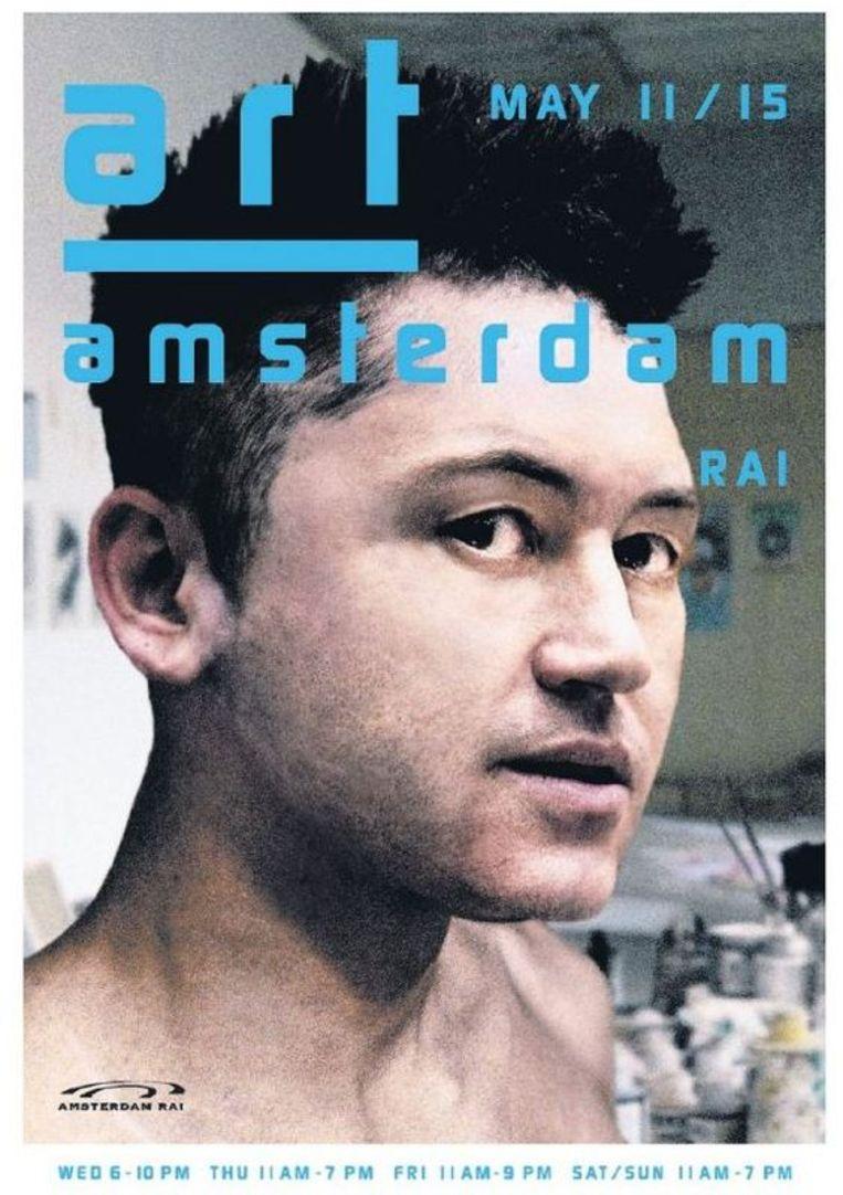 Affiche Art Amsterdam © Mart Warmerdam Beeld