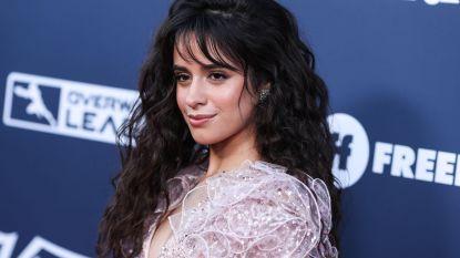 Camila Cabello worstelt met negatieve commentaar op nieuwe romance