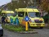 Fietsster gewond na aanrijding met auto in Zevenbergen, traumahelikopter opgeroepen
