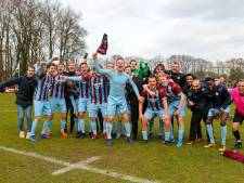 Voetbalfeestje in Oosterbeek en Velp na gelukstelefoontje KNVB, bij MASV in Arnhem blijft het stil