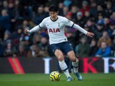 Mourinho rekent dit seizoen niet meer op geblesseerde Son