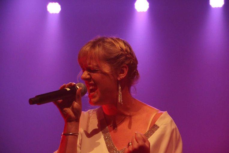 Marijke De Bont geeft vanavond het beste van zichzelf in Studio Stan.