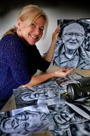 Spiek van Boom maakt vaker portretten van oudere mensen.