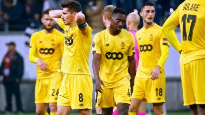 """Onze man in Frankfurt ziet hoe Standard zich niet belachelijk heeft gemaakt: """"Met opgeheven hoofd naar Brugge"""""""