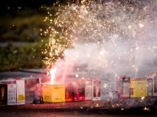 Drie Schiedamse jongens betrapt op het afsteken van vuurwerk