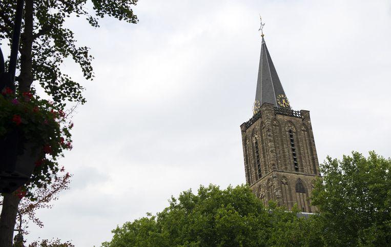 De Utrechtse Jacobikerk.  Beeld ANP