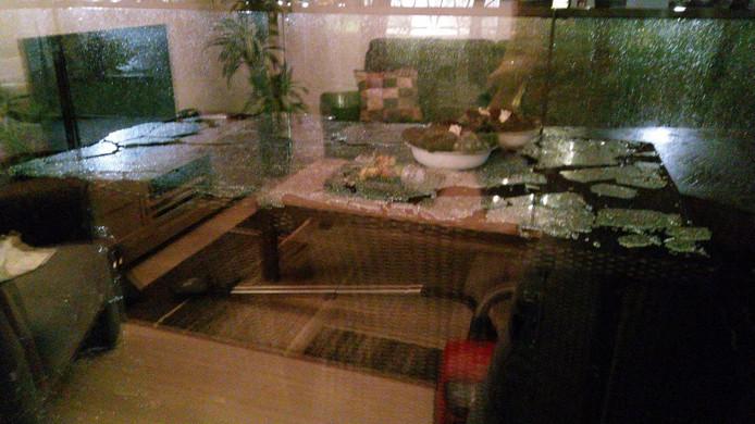 Ravage in appartement 74-jaar stel uit Eindhoven