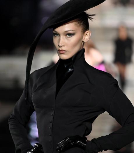 Bella Hadid heeft gemengde gevoelens over cover Nederlandse Vogue
