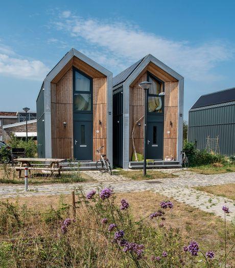 Misverstanden oplossen in Hellendoorn: 'Nee, tiny houses zijn geen woonwagens'