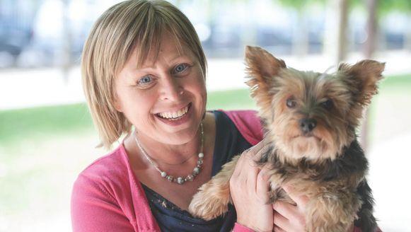 N-VA-parlementslid Sabine Vermeulen.