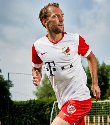 Willem Janssen maakt rentree na blessure