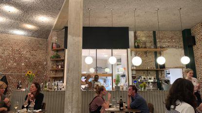 RECENSIE Barge. Scoort het nieuwe culinaire restaurant even goed als café Damejeanne?