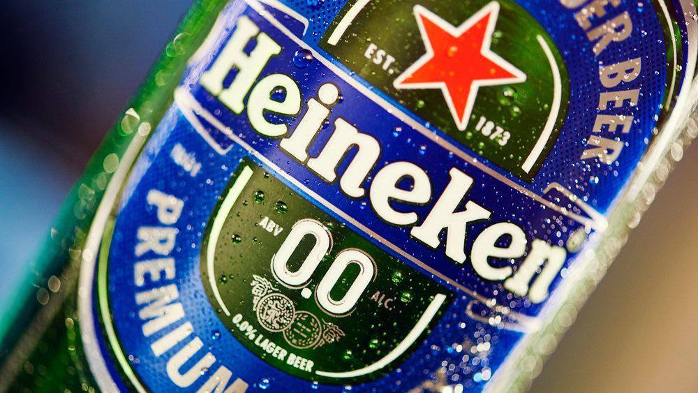 Heineken lanceert eindelijk eigen alcoholvrij bier | Foto ...