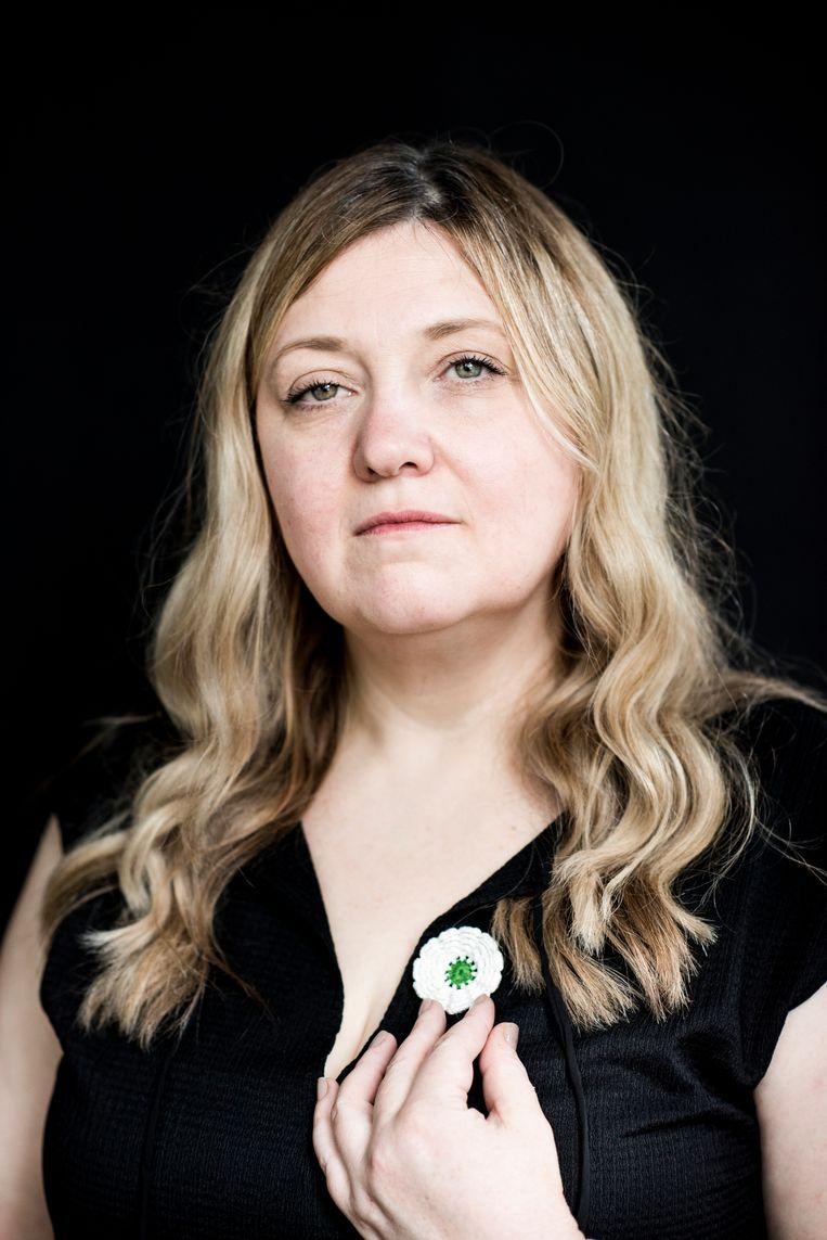 Mirha Hansen-Ramić (37). Beeld Linelle Deunk
