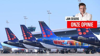 Onze opinie. De ontslagen bij Brussels Airlines zijn erg, maar voor elke verloren job op Zaventem sneuvelen er elders honderd andere zónder riante staatssteun