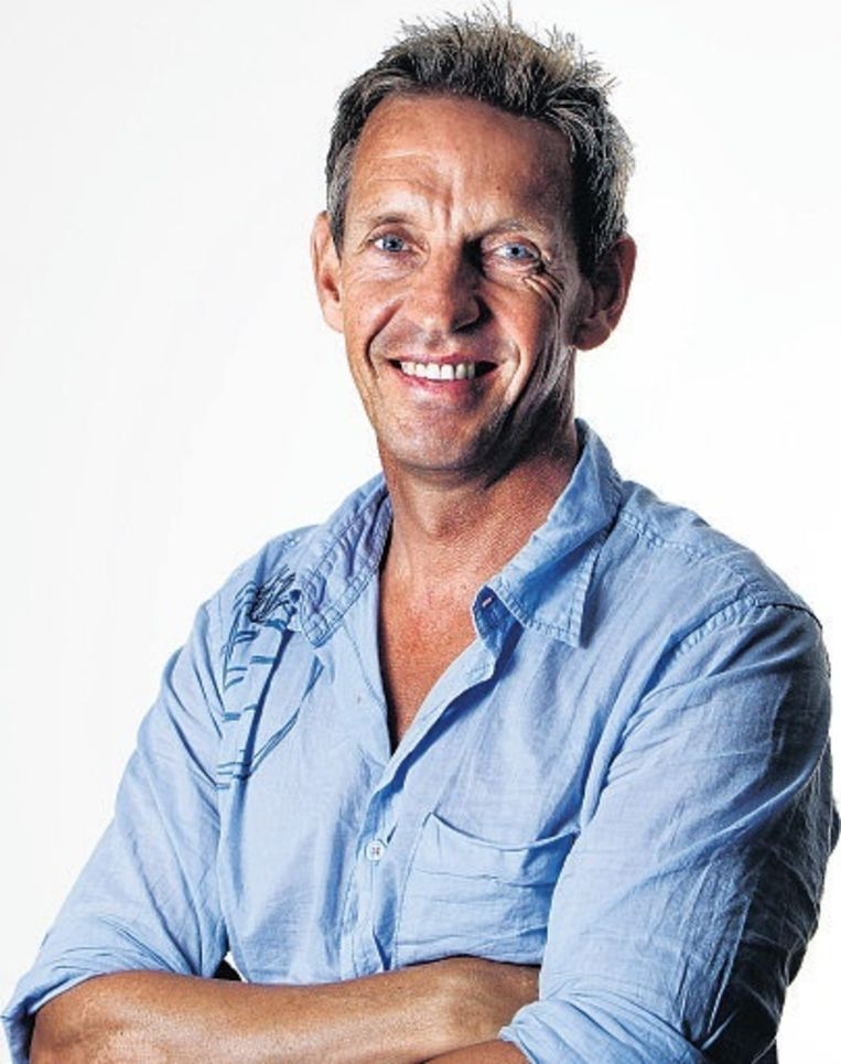 AD-columnist en oud-renner Steven Rooks. Beeld null