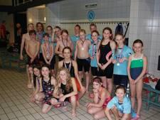 Zwemtoppertjes in De Koekoek