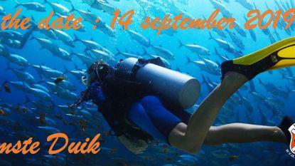 Neptunus organiseert 'De Warmste Duik'