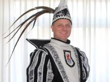 Vincent Surenbroek, prins van carnavalsvereniging d'Olde Waskupen, vindt zijn aanstelling allejeekes gèèf