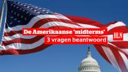 De Amerikaanse 'midterms': 3 vragen beantwoord in 90 seconden