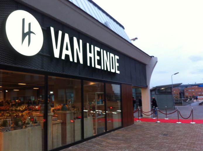 Versmarkt Van Heinde in het Paleiskwartier ging ter ziele op 17 april 2016