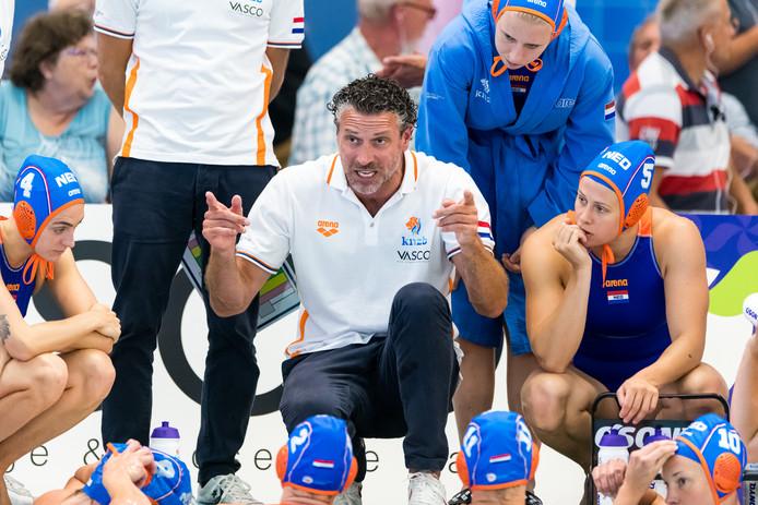 Arno Havenga en zijn ploeg.