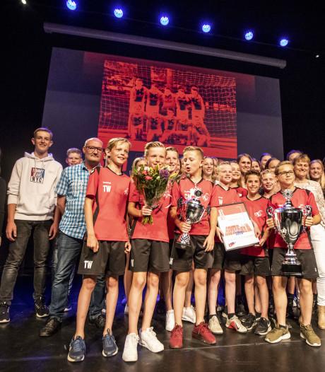 Winkelhorst sportman van het jaar 2018 in Haaksbergen